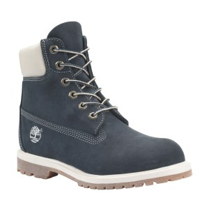 Option 2 - classic Timberlands, in blue.